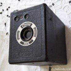 Cámara de fotos - Cámara de cajon Coronet Rex del año 1935. - 63263800