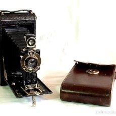 Cámara de fotos: CAMARA KODAK JR 3-A AUTOGRAPHIC. Lote 63695683