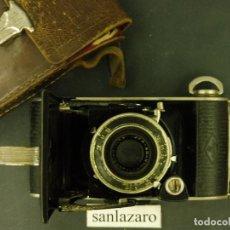 Cámara de fotos: CÁMARA FOTOGRÁFICA DE FUELLE MARCA AGFA BILLY RECORD MADE IN ALEMANIA AÑO 1933 APROX. F272. Lote 64441079
