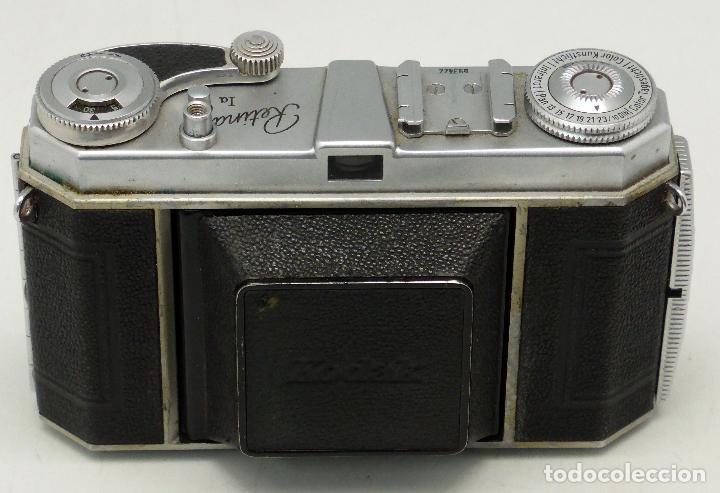 Cámara de fotos: Cámara fotos Retina Kodak Retinette con funda Made in Germany - Foto 5 - 64482819
