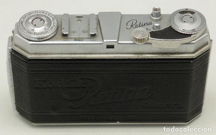 Cámara de fotos: Cámara fotos Retina Kodak Retinette con funda Made in Germany - Foto 6 - 64482819