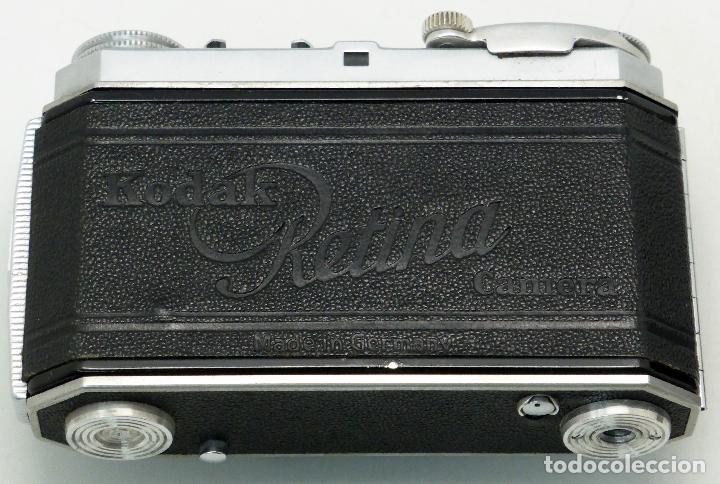 Cámara de fotos: Cámara fotos Retina Kodak Retinette con funda Made in Germany - Foto 7 - 64482819