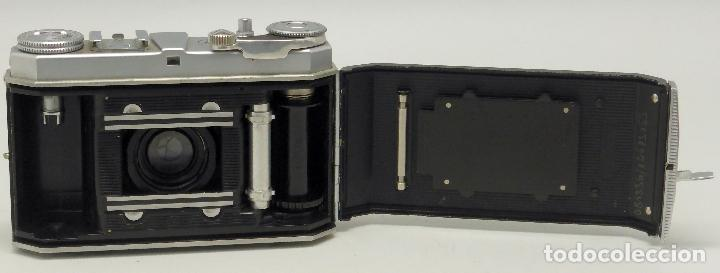 Cámara de fotos: Cámara fotos Retina Kodak Retinette con funda Made in Germany - Foto 8 - 64482819