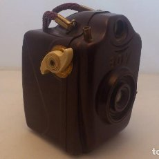 Cámara de fotos - ANTIGUA CAMARA DE FOTOS BAQUELITA, BILORA - BOY, MADE IN GERMANY - 111374772
