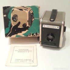 Cámara de fotos: ANTIGUA Y RARA CÁMARA FRANCESA PRÉCIDÈS DE 1950. PRECIDES CAMERA FORMATO 6X9. Lote 67043546