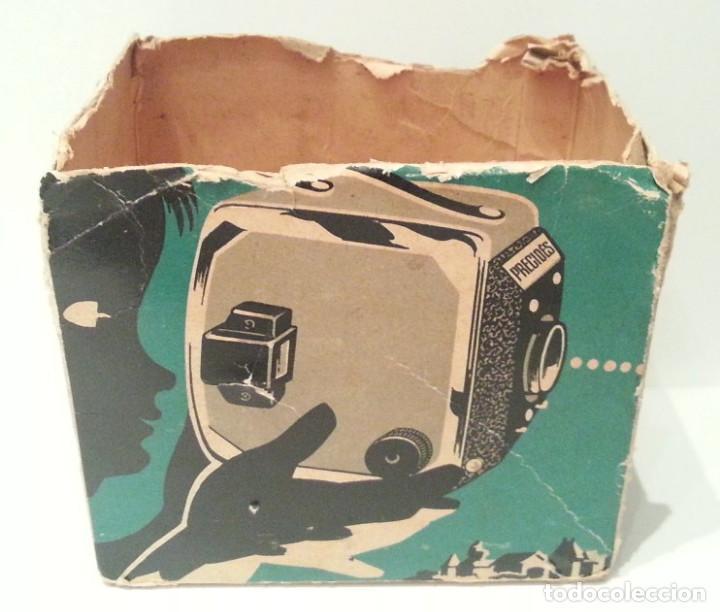 Cámara de fotos: ANTIGUA Y RARA CÁMARA FRANCESA PRÉCIDÈS DE 1950. PRECIDES CAMERA FORMATO 6X9 - Foto 17 - 67043546