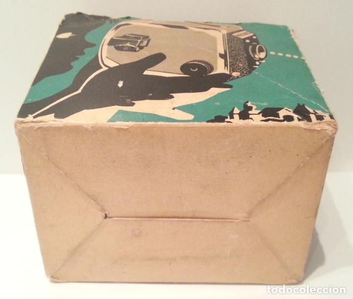 Cámara de fotos: ANTIGUA Y RARA CÁMARA FRANCESA PRÉCIDÈS DE 1950. PRECIDES CAMERA FORMATO 6X9 - Foto 22 - 67043546