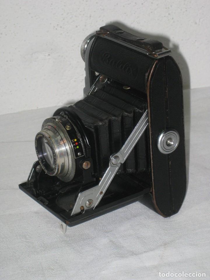 Cámara de fotos: Cámara de fuelle antigua (Balda) - Foto 2 - 67434821