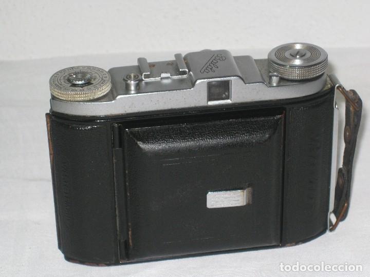 Cámara de fotos: Cámara de fuelle antigua (Balda) - Foto 7 - 67434821