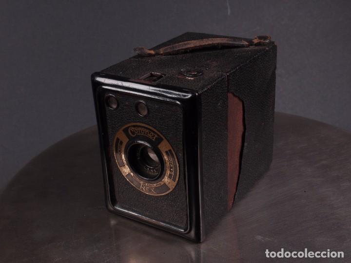 CÁMARA DE FOTOS REX BOX (Cámaras Fotográficas - Antiguas (hasta 1950))