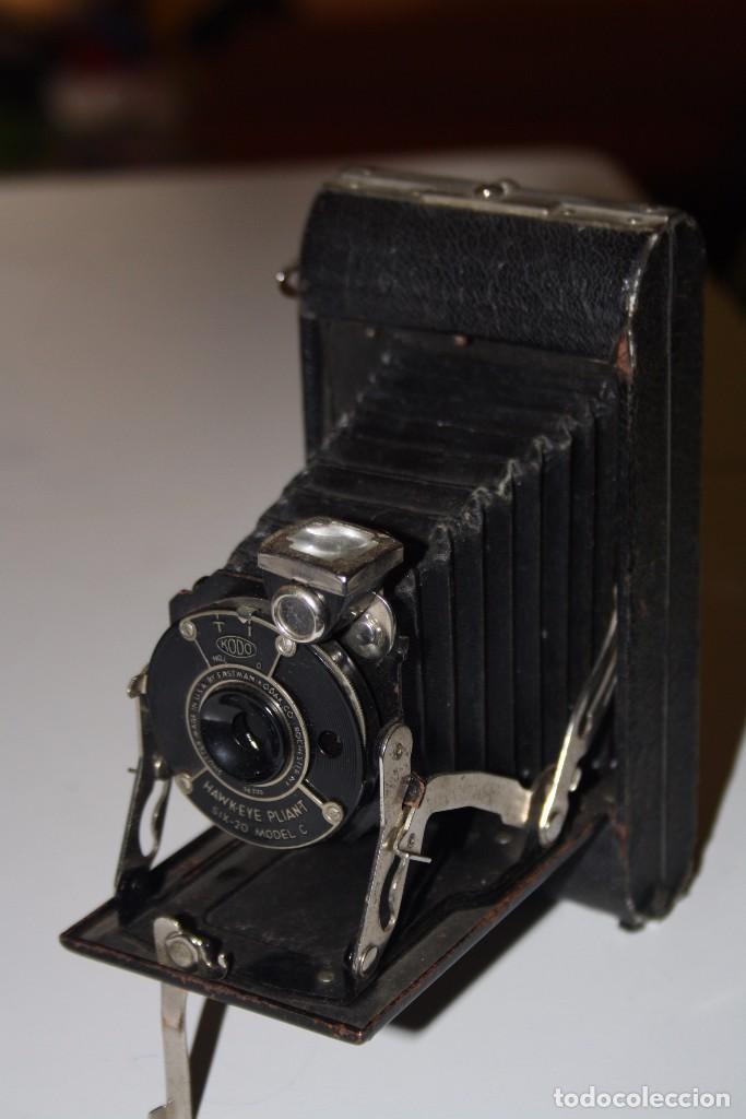 KODAK HAWK-EYE PLIANT SIX-20 MODEL C (Cámaras Fotográficas - Antiguas (hasta 1950))