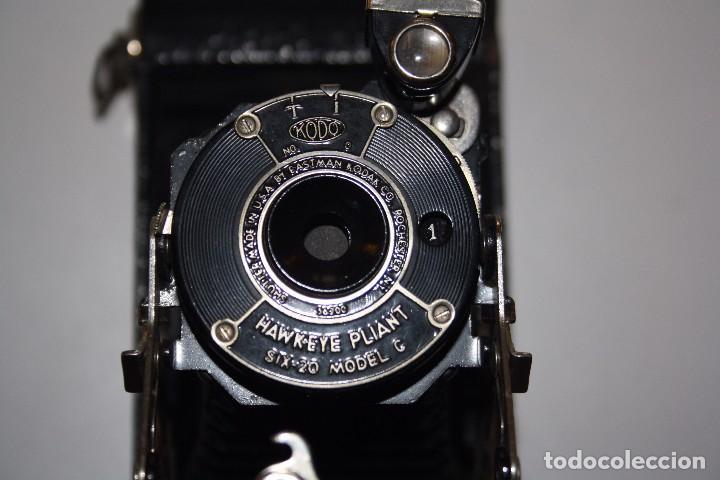 Cámara de fotos: kodak Hawk-eye pliant six-20 model C - Foto 3 - 73623695