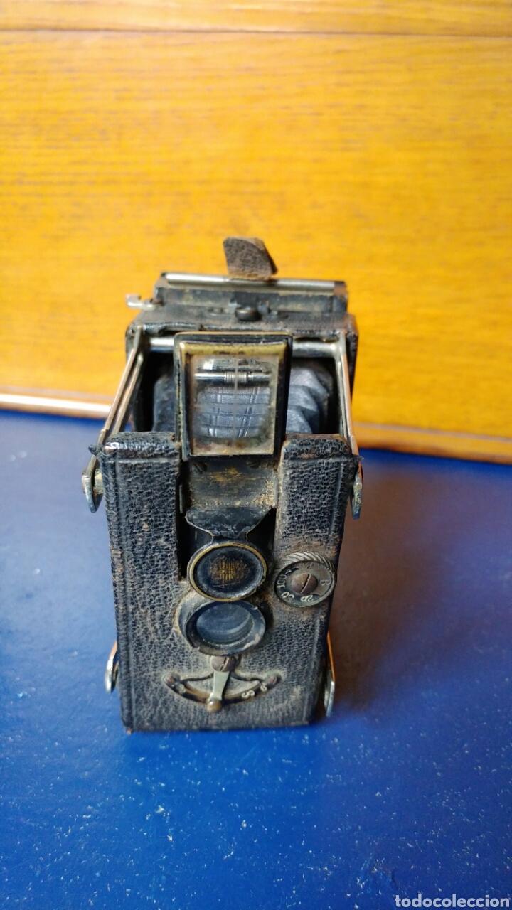 """CAMARA DE PLACAS """"THE SPRITE"""". CÁMARA DE FOTOS ANTIGUA. (Cámaras Fotográficas - Antiguas (hasta 1950))"""