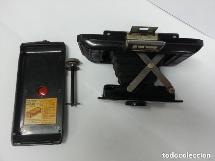 Cámara de fotos: Cámara de fuelle Kodak JIFFY Vest Pocket - Baquelita - Excelente estado - Funcionando - Foto 2 - 74080663
