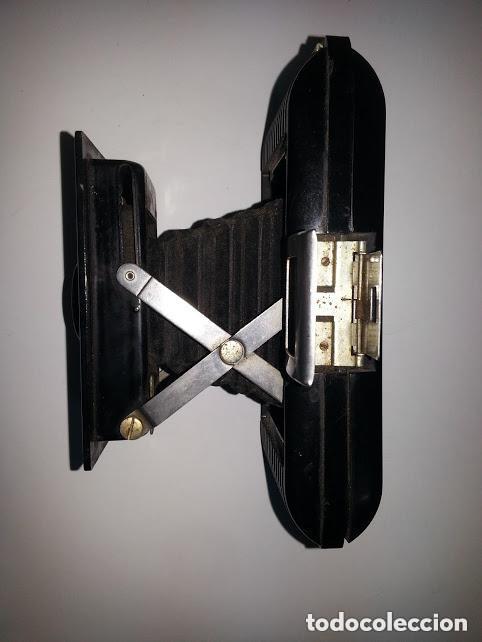 Cámara de fotos: Cámara de fuelle Kodak JIFFY Vest Pocket - Baquelita - Excelente estado - Funcionando - Foto 5 - 74080663