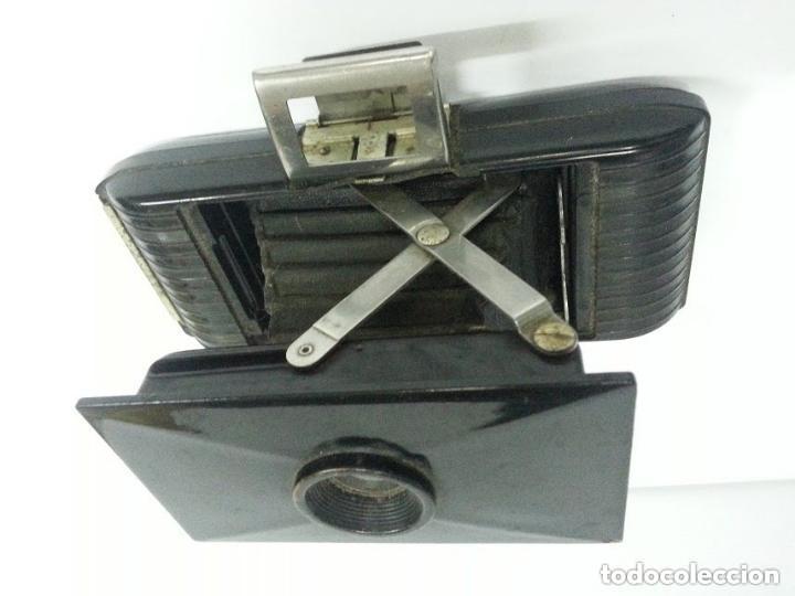 Cámara de fotos: Cámara de fuelle Kodak JIFFY Vest Pocket - Baquelita - Excelente estado - Funcionando - Foto 7 - 74080663