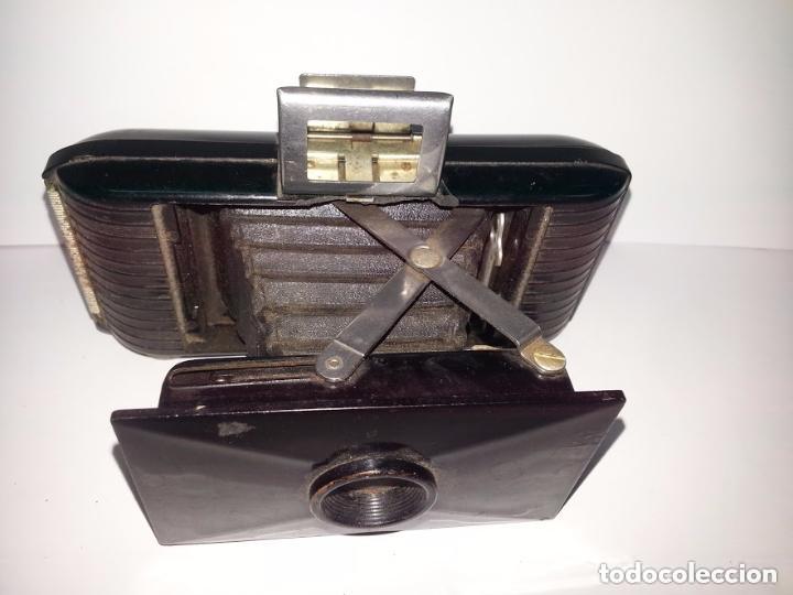 Cámara de fotos: Cámara de fuelle Kodak JIFFY Vest Pocket - Baquelita - Excelente estado - Funcionando - Foto 8 - 74080663