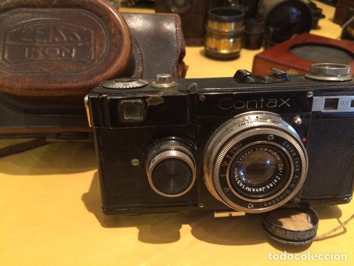 CONTAX 1 (Cámaras Fotográficas - Antiguas (hasta 1950))