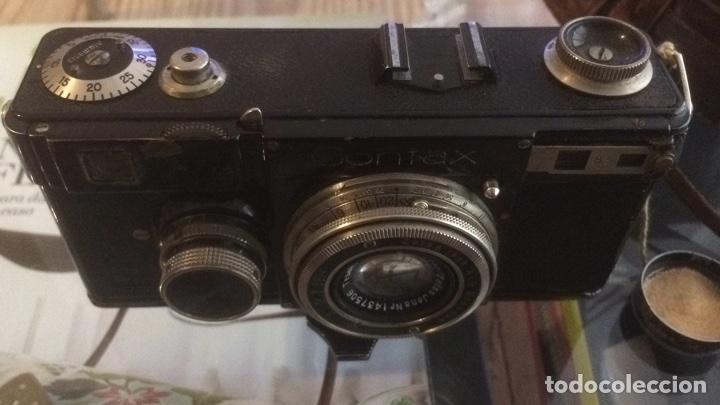 Cámara de fotos: Contax 1 - Foto 4 - 74208038