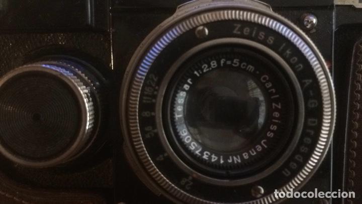 Cámara de fotos: Contax 1 - Foto 5 - 74208038