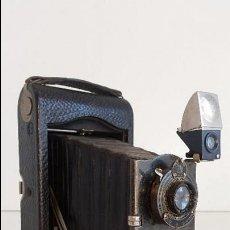 Cámara de fotos: NO.3 AUTOGRAPHIC KODAK, MODEL H, FUNCIONANDO. Lote 74421919