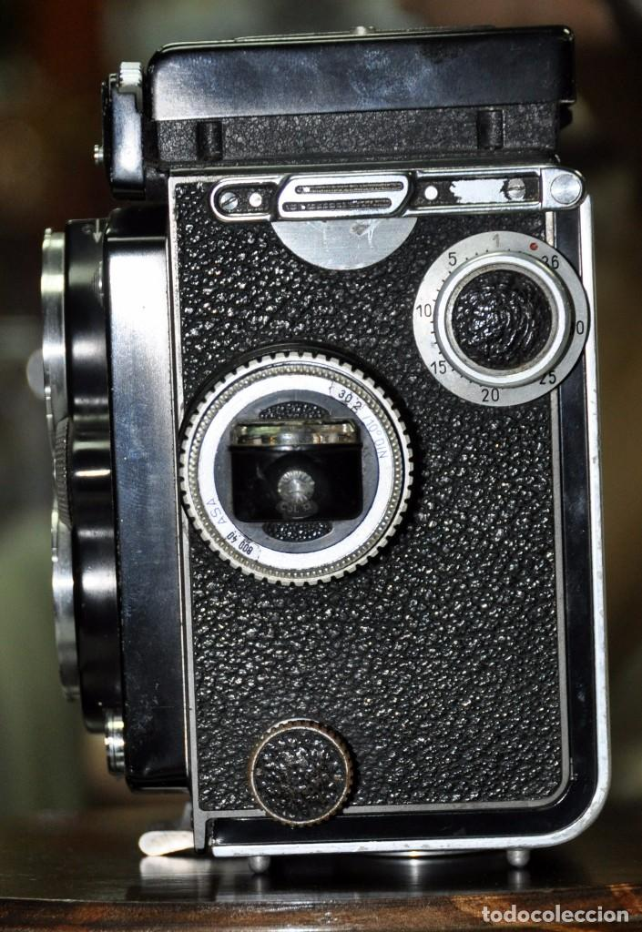 Cámara de fotos: antigua camara de fotos alemana rolleiflex 3,5 - Foto 3 - 77371825