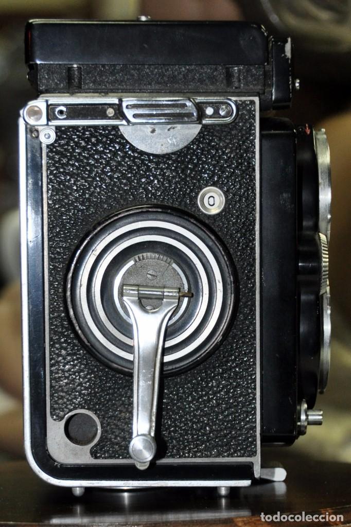 Cámara de fotos: antigua camara de fotos alemana rolleiflex 3,5 - Foto 5 - 77371825