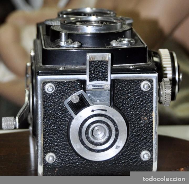 Cámara de fotos: antigua camara de fotos alemana rolleiflex 3,5 - Foto 9 - 77371825