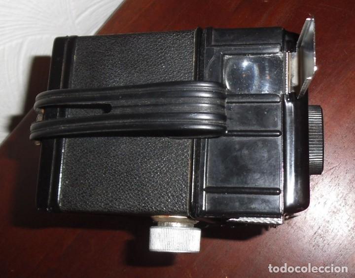 Cámara de fotos: ANTIGUA CAMARA CORONET CONSUL FABRICADA EN LOS AÑOS 40 / 50 EN INGLATERRA - Foto 4 - 77579113
