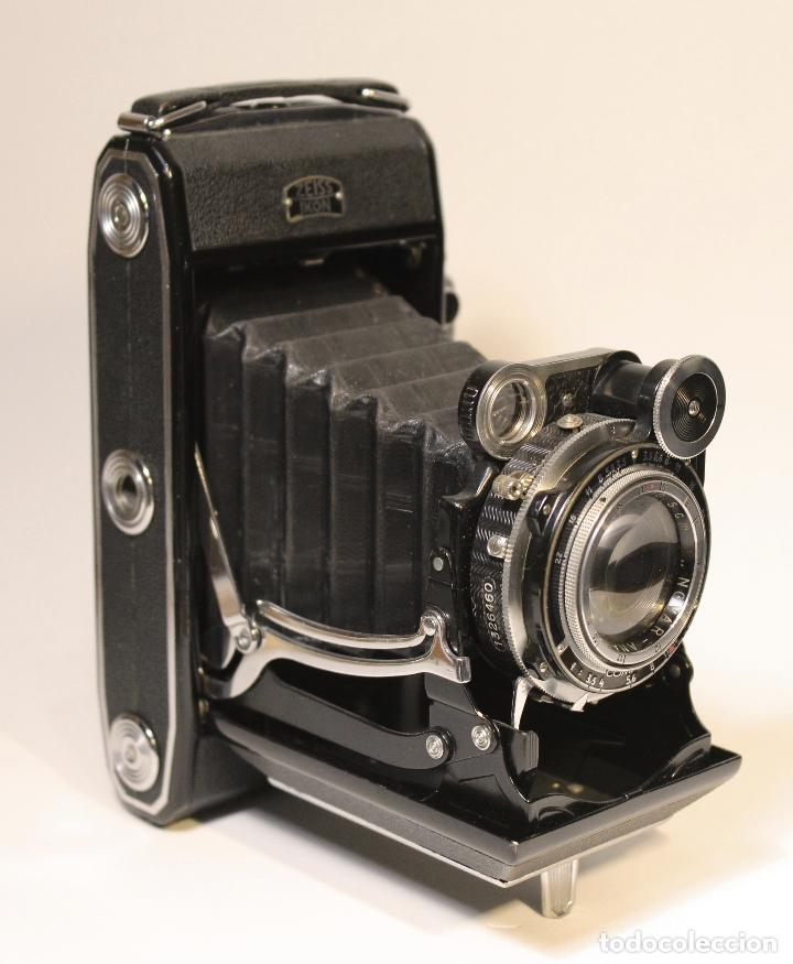 ZEISS IKON SUPER IKONTA 531/2 NR.H73538 CON NOVAR-ANASTIGMAT 3,5/10,5CM (Cámaras Fotográficas - Antiguas (hasta 1950))