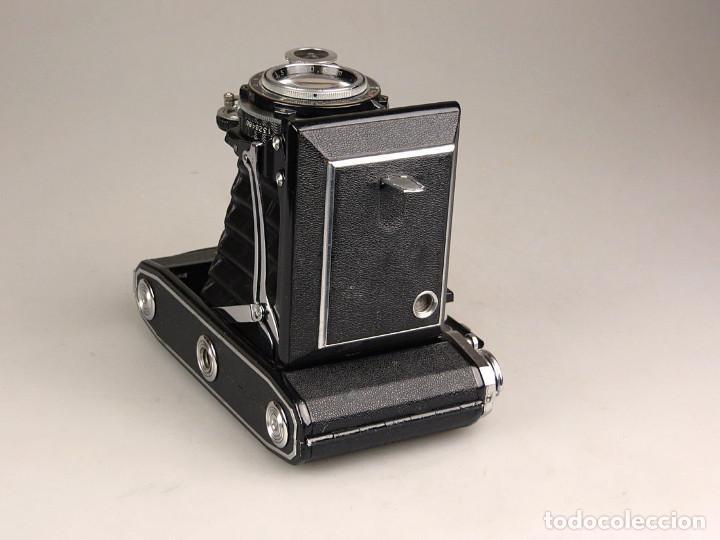 Cámara de fotos: Zeiss Ikon Super Ikonta 531/2 Nr.H73538 con Novar-Anastigmat 3,5/10,5cm - Foto 3 - 79546197
