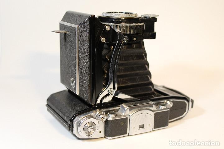 Cámara de fotos: Zeiss Ikon Super Ikonta 531/2 Nr.H73538 con Novar-Anastigmat 3,5/10,5cm - Foto 6 - 79546197