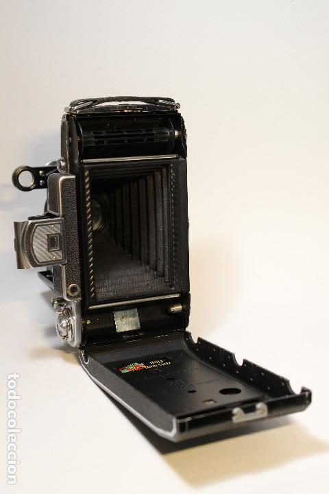 Cámara de fotos: Zeiss Ikon Super Ikonta 531/2 Nr.H73538 con Novar-Anastigmat 3,5/10,5cm - Foto 7 - 79546197