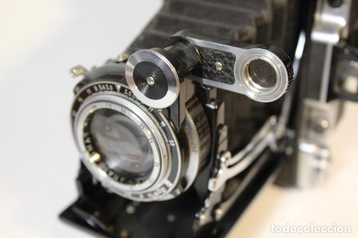 Cámara de fotos: Zeiss Ikon Super Ikonta 531/2 Nr.H73538 con Novar-Anastigmat 3,5/10,5cm - Foto 8 - 79546197