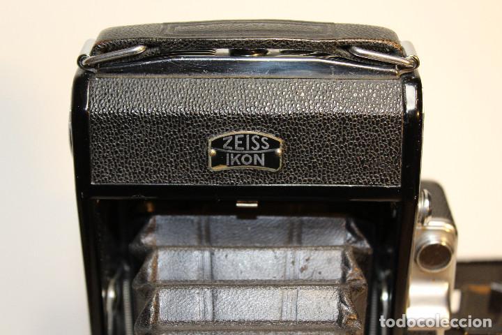 Cámara de fotos: Zeiss Ikon Super Ikonta 531/2 Nr.H73538 con Novar-Anastigmat 3,5/10,5cm - Foto 9 - 79546197