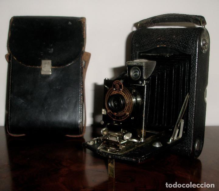 CAMARA DE FOTOS KODAK AUTOGRAPHIC A-118 ANTIGUA (Cámaras Fotográficas - Antiguas (hasta 1950))