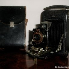 Cámara de fotos - Camara de fotos Kodak autographic A-118 antigua - 79875261