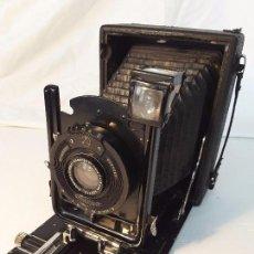 Cámara de fotos: ERNEMANN HEAG II, 1912. Lote 79892633