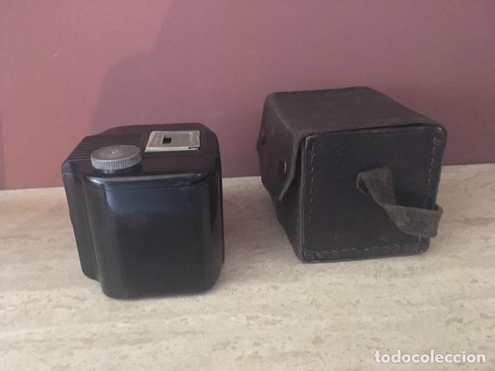 Cámara de fotos: Antigua cámara fotográfica Kodak Baby Brownie - Foto 2 - 81094506