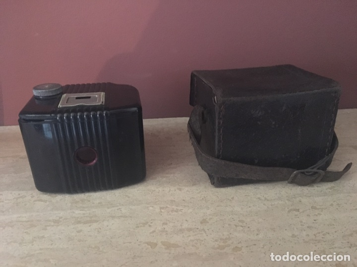Cámara de fotos: Antigua cámara fotográfica Kodak Baby Brownie - Foto 3 - 81094506