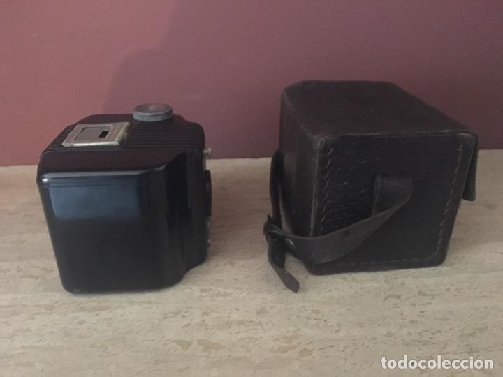 Cámara de fotos: Antigua cámara fotográfica Kodak Baby Brownie - Foto 4 - 81094506