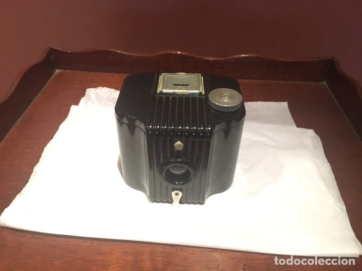 Cámara de fotos: Antigua cámara fotográfica Kodak Baby Brownie - Foto 6 - 81094506