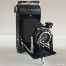 Cámara de fotos: ANTIGUA CAMARA ENSIGN SELFIX 320 DEL AÑO 1938 HECHA EN INGLATERRA CON SU ESTUCHE DE PIEL MARRON. Lote 82155956