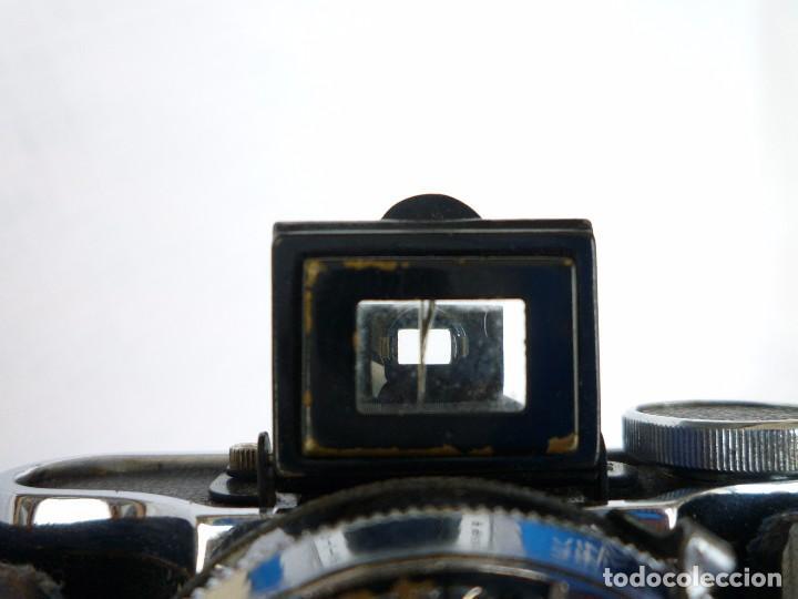 Cámara de fotos: Cámara Fotográfica en Miniatura - Eljy, Lumiere - Años 40-50 - Funda Original Y Disparador ORIGINAL - Foto 7 - 84176172
