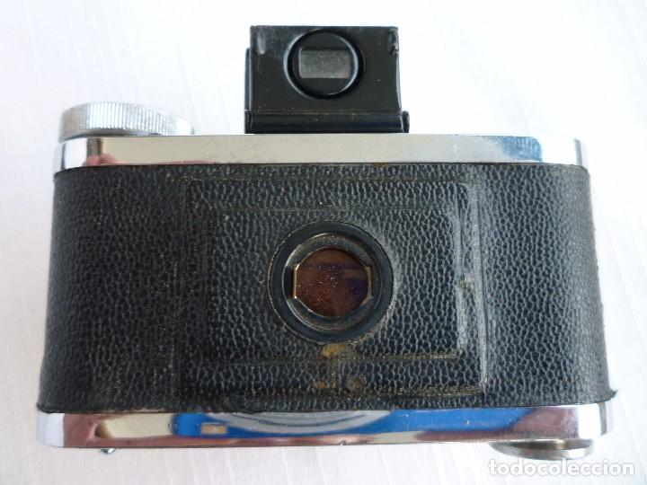 Cámara de fotos: Cámara Fotográfica en Miniatura - Eljy, Lumiere - Años 40-50 - Funda Original Y Disparador ORIGINAL - Foto 13 - 84176172