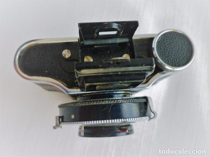 Cámara de fotos: Cámara Fotográfica en Miniatura - Eljy, Lumiere - Años 40-50 - Funda Original Y Disparador ORIGINAL - Foto 14 - 84176172