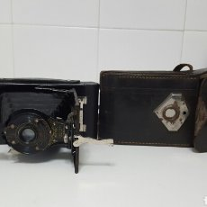 Cámara de fotos: CAMARA N-2 FOLDING AUTOGRAPHIC BROWNIE.EASTMAN KODAK. Lote 84735326