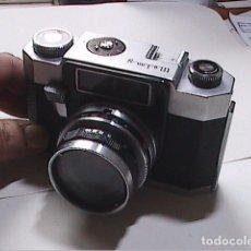 Cámara de fotos: RARA CÁMARA TAISEI KOKI WELMY. JAPÓN. 1956, CON FUNDA ORIGINAL Y FILTRO. FUNCIONA.. Lote 85727504