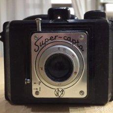 Cámara de fotos: SUPER CAPTA FABRICADA EN ESPAÑA. Lote 85797912