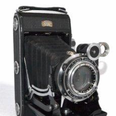 Cámara de fotos: GRAN CALIDAD Y RAREZA..ZEISS IKON SUPER IKONTA (531/2)..ALEMANIA 1936..MUY BUEN ESTADO..FUNCIONA. Lote 86138264